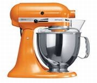 Kitchenaid tangerine