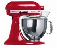 Kitchenaid rood