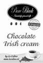 *PURE BLACK CHOCOLATE IRISH CREAM KOFFIE